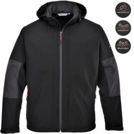 Softshell with Hood (3L) - TK53