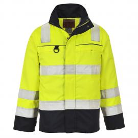 High Visibility Multi-Norm Jacket - FR61