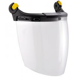 Face shield for Petzl helmet - VIZEN