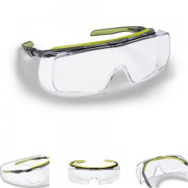 OVERLUX clear safety overspectacles