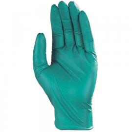Nitrile gloves powder free green (box of 100 pieces) - 5960