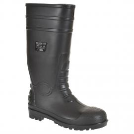 Totale safety Wellington S5 Black - FW95