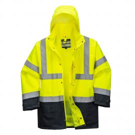 High Visibility Executive 5-in-1 Jacket - S768