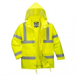 High Visibility 4 in 1 Traffic Jacket - S468