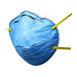 Dust mask C P1 NR D - 9915