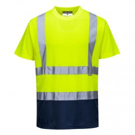 High Visibility Two ton T-shirt - S378