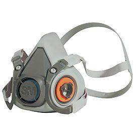 Reusable Half Face Mask Resp. - 6000