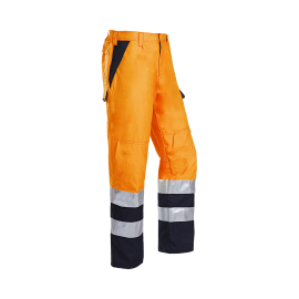 High Visibility trousers with ARC protection - ARUDY - log legs