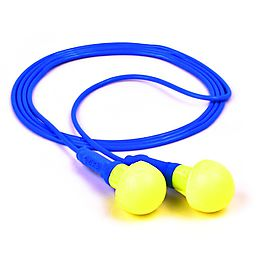 Reusable earplugs corded - EX-01-020