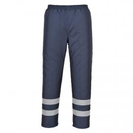 Iona Lite Lined Trouser Navy - S482