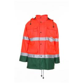 Parka HV Orange/Green - 2058