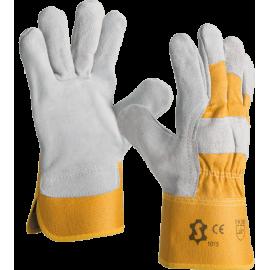 Splitleather Canadian gloves - 1015