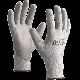 Cut-C resistant HDPE liner Gloves - 5270PG