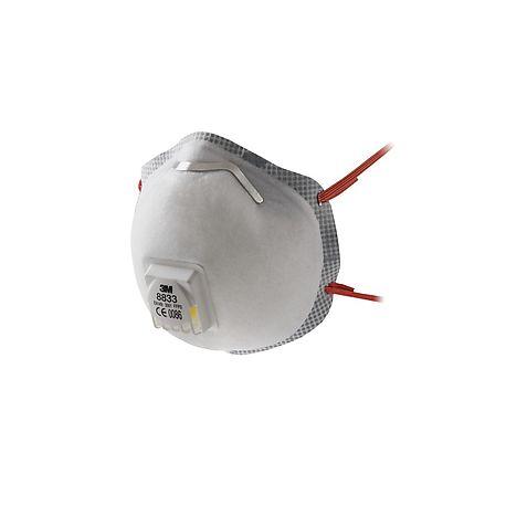Dust mask C V P3 NR D - 8833 - 3M
