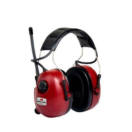 Casque antibruit - Peltor FM-Radio - 3M