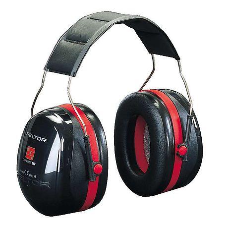 Ear muffs - Peltor Optime III - 3M