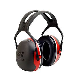 Casque antibruit - Peltor X3A