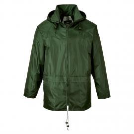 Classic Rain Jacket Olive Green - S440