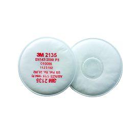 Paire de filtre poussières P3 R - 2135