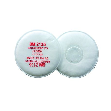 Particulates filters P3 R - 2135 - 3M