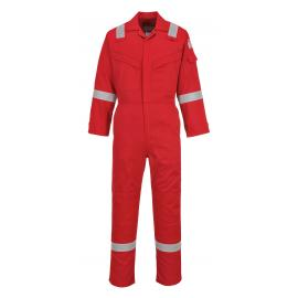 Flame Resistant Super Light Weight Anti-Static Coverall (210 g) - FR21