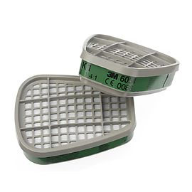 Gas and Vapour Pair filters K1 - 6054