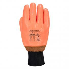 Weatherproof Hi-Vis Gloves - A450