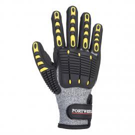 Anti Impact Cut Resistant 5 Gloves - A722