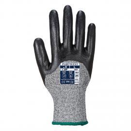 Cut 3/4 Nitrile Foam Gloves - A621