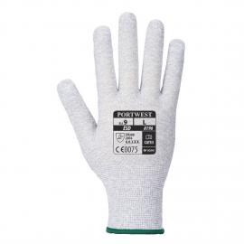 Antistatic micro dot gloves - A196