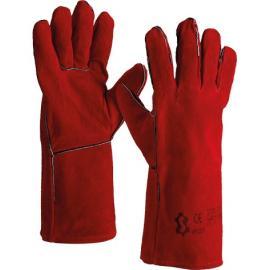 Splitleather welding gloves - WELDER