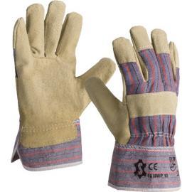Splitleather Canadian gloves - 1019WP