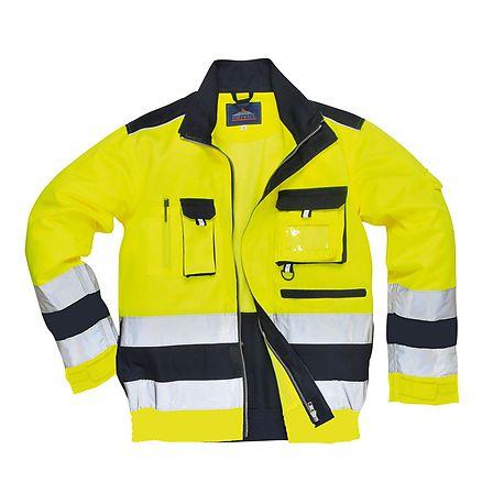 Lille HV jacket Yellow/Navu - TX50 - PORTWEST