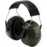 PELTOR™ Optime™ II Earmuffs, 31 dB Headband - H520A-407-GQ