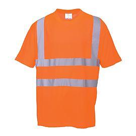 High Visibility T-Shirt RIS Orange - RT23