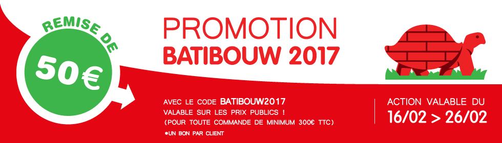 Promotion Batibouw