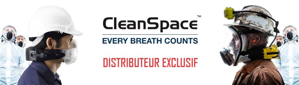 CleanSpace - Revendeur Exclusif