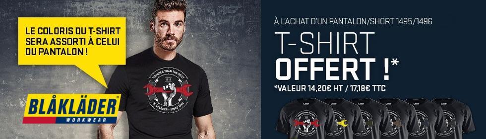Blaklader Free T-Shirt