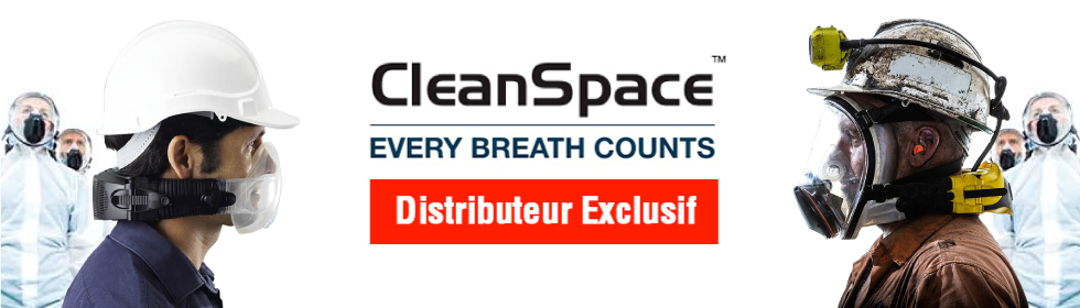 CleanSpace - Revendeur Exclusif
