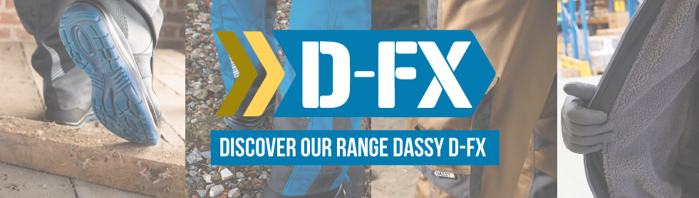 Discover our new range Dassy D-FX