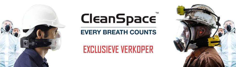 CleanSpace - Exclusieve Verkoper